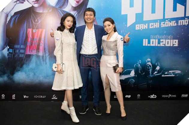 Cùng Soobin Hoàng Sơn, Cường Seven YOLO trong bộ phim âm nhạc Underground mới 11