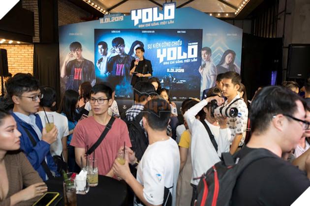 Cùng Soobin Hoàng Sơn, Cường Seven YOLO trong bộ phim âm nhạc Underground mới 17
