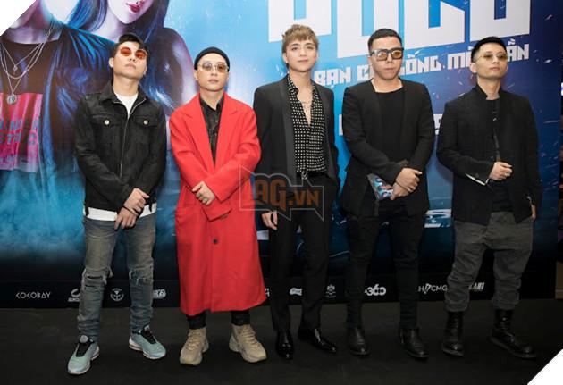 Cùng Soobin Hoàng Sơn, Cường Seven YOLO trong bộ phim âm nhạc Underground mới