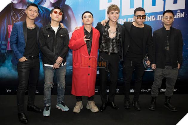 Cùng Soobin Hoàng Sơn, Cường Seven YOLO trong bộ phim âm nhạc Underground mới 20