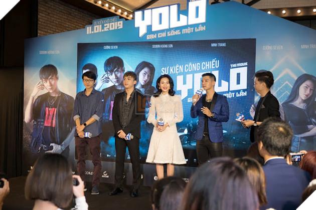 Cùng Soobin Hoàng Sơn, Cường Seven YOLO trong bộ phim âm nhạc Underground mới 19
