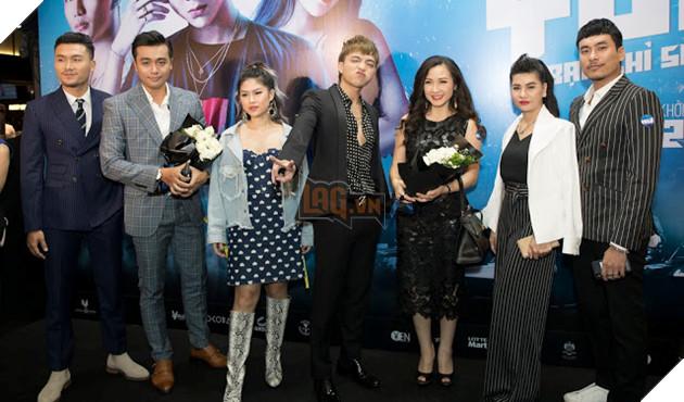 Cùng Soobin Hoàng Sơn, Cường Seven YOLO trong bộ phim âm nhạc Underground mới 26