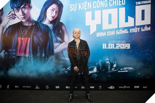 Cùng Soobin Hoàng Sơn, Cường Seven YOLO trong bộ phim âm nhạc Underground mới 32