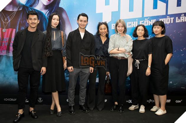 Cùng Soobin Hoàng Sơn, Cường Seven YOLO trong bộ phim âm nhạc Underground mới 35