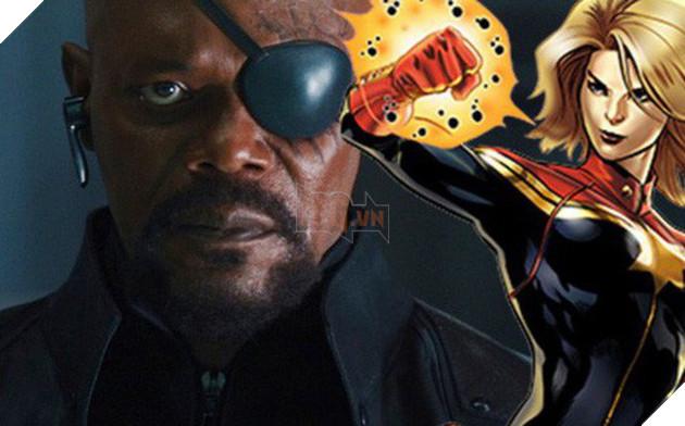 Nguyên nhân Nick Fury bị chột mắt sẽ được hé lộ chính thức trong Captain Marvel - Ảnh 5.