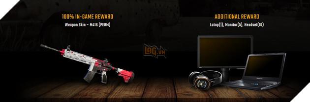 Cách đăng ký và tải PUBG LITE PUBG Thái Lan cũ để nhận nhiều phần thưởng trong game giá trị 5