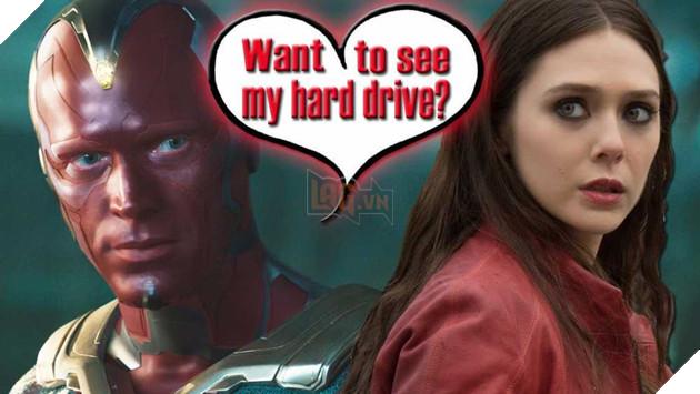 Vision và Scarlet Witch sắp có phim truyền hình riêng sau Avengers: Endgame 2