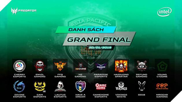 Điểm mặt những cái tên xuất sắc nhất góp mặt vào PUBG LAN Final Predator League 2019 - Ảnh 9.