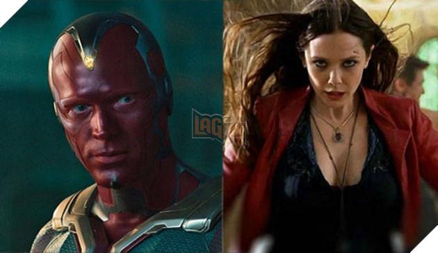 Vision và Scarlet Witch sắp có phim truyền hình riêng sau Avengers: Endgame