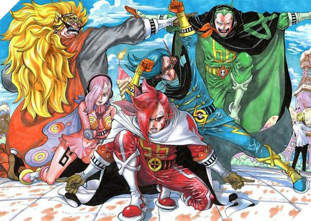 One Piece: 10 sự thật thú vị về Hội nghị Reverie - Hội nghị quan trọng nhất của Chính Quyền Thế Giới 7