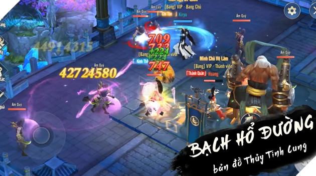 Tình Kiếm 3D tặng 300 Giftcode cực giá trị nhân dịp Big Update Võ Lâm Tranh Bá đỉnh cao 3