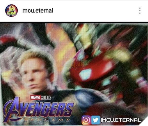 Avengers: Endgame: Tiếp tục lộ hình ảnh bộ giáp mới Mark 85 của Iron Man 2