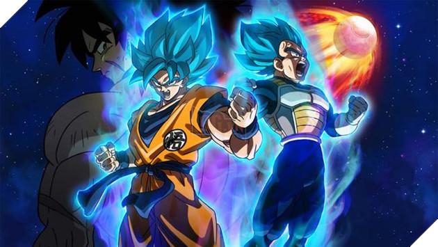 Review Dragon Ball Super: Broly Movie - Bộ phim điện ảnh dành cho mọi người 3