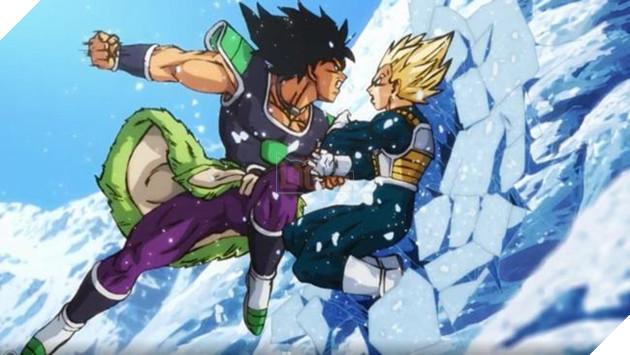 Review Dragon Ball Super: Broly Movie - Bộ phim điện ảnh dành cho mọi người 4