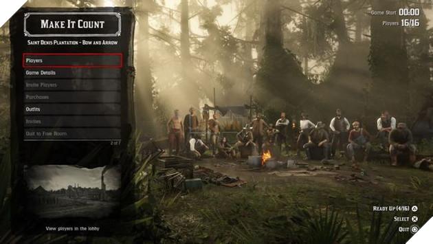 Red Dead Online: Hết dao và cung tên thì giờ ta chơi súng