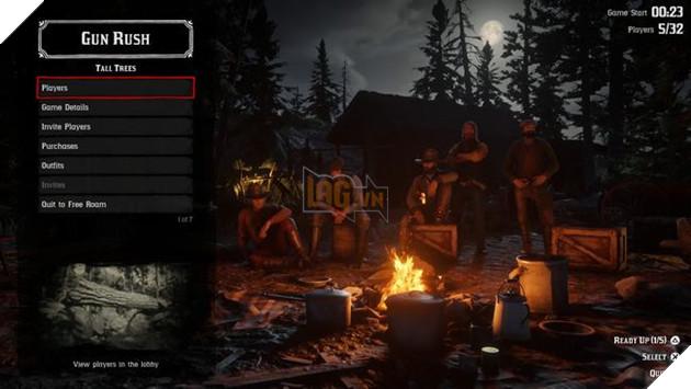 Red Dead Online: Hết dao và cung tên thì giờ ta chơi súng 2