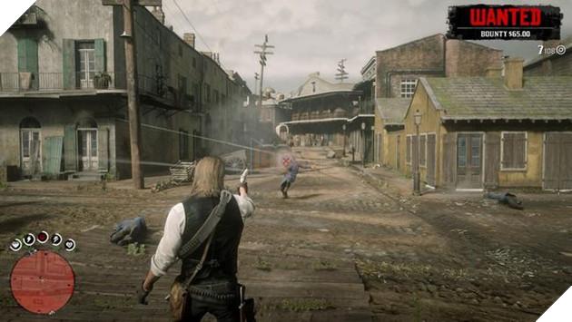 Red Dead Online: Hết dao và cung tên thì giờ ta chơi súng 3