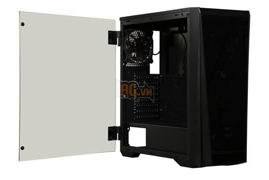 DIYPC giới thiệu case Tri-GT-RGB dành cho game thủ với mức giá hấp dẫn 3