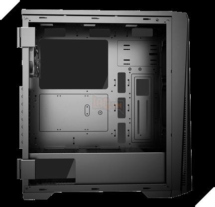 DIYPC giới thiệu case Tri-GT-RGB dành cho game thủ với mức giá hấp dẫn 4