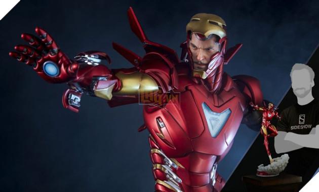 Avengers: Endgame: Tiếp tục lộ hình ảnh bộ giáp mới Mark 85 của Iron Man