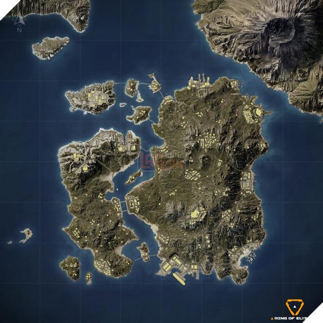Ring of Elysium thực hiện Big Update với bản đồ mới và bổ sung súng MG4 và PKM