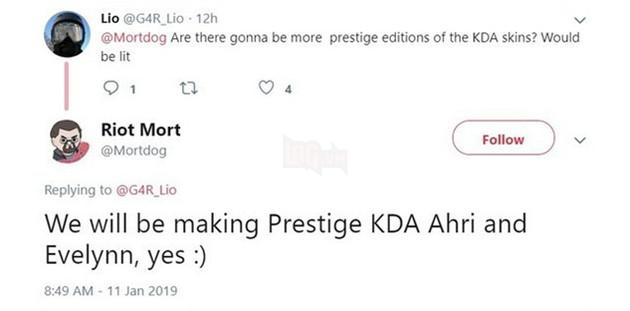 LMHT: Riot Games chính thức xác nhận Ahri và Evelynn sẽ được thiết kế trang phục K/DA Hàng Hiệu cho...bằng chị bằng em - Ảnh 4.