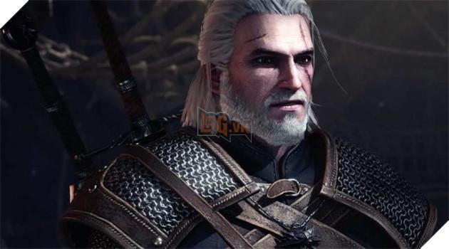 Khi thợ săn Geralt bước chân vào Monster Hunter World