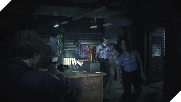 Resident Evil 2 Demo: Hơn triệu lượt tải, ít người vượt qua 2