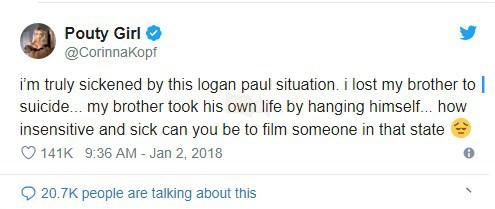 Logan Paul dính tin đồn hẹn hò người mẫu từng rất ghét mình, cho người yêu cũ vào danh sách Friend Zone 4