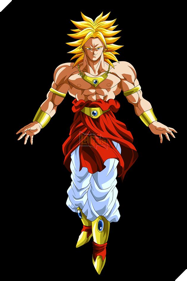 Dragon Ball: Broly là ai và sức mạnh của Siêu Saiyan Huyền Thoại đáng sợ như thế nào? 13