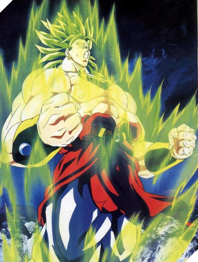 Dragon Ball: Broly là ai và sức mạnh của Siêu Saiyan Huyền Thoại đáng sợ như thế nào? 14