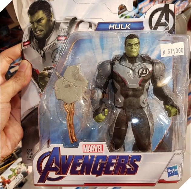 Hulk mặc giáp là một spoiler Avengers: Endgame khổng lồ. Nguồn: Internet.