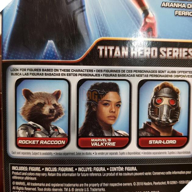 Spoiler Avengé: Endgame tiếp tục với sự trở lại của Star-Lord. Nguồn: Internet.