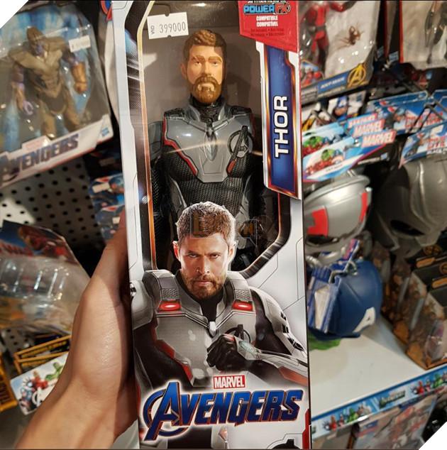Thor mặc bộ giáp cũng là một spoiler Avengers: Endgame khổng lồ. Nguồn: Internet.