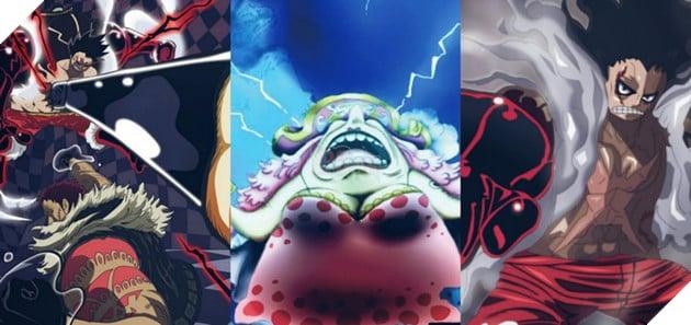 Các loại Haki trong One Piece