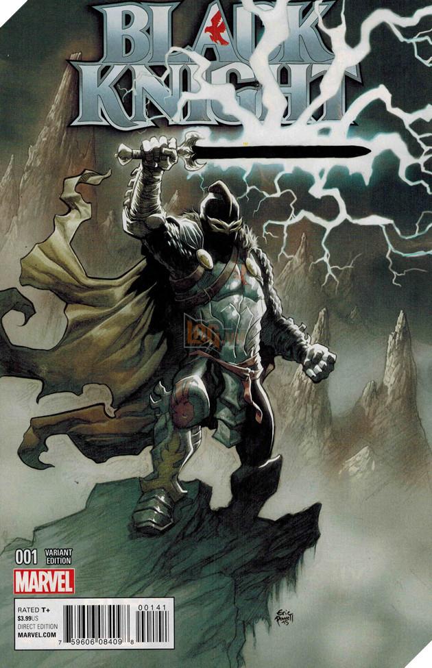 Black Knight có thể sẽ xuất hiện trong MCU qua Avengers: Endgame. Nguồn: Internet.