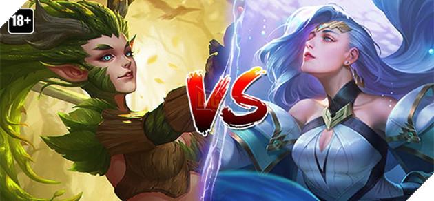 LQM - Đại chiến Xe Cứu Thương : Sephera vs Payna - Ai sẽ chiến thắng