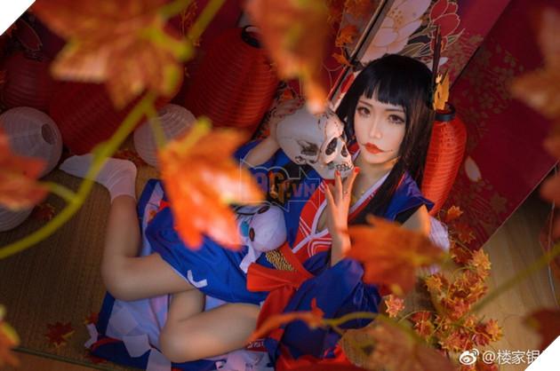 Âm Dương Sư: Cùng ngắm nhìn bộ cosplay ma mị mê hồn của Momiji do fan thực hiện 2