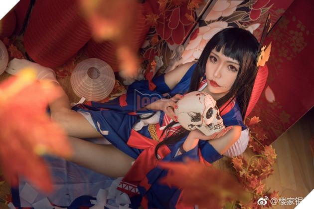 Âm Dương Sư: Cùng ngắm nhìn bộ cosplay ma mị mê hồn của Momiji do fan thực hiện 7