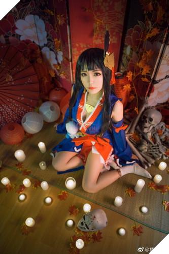 Âm Dương Sư: Cùng ngắm nhìn bộ cosplay ma mị mê hồn của Momiji do fan thực hiện 8