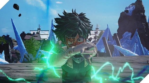 Review Jump Force - cốt truyện mệt mỏi nhưng chiến đấu quá đã tay 4