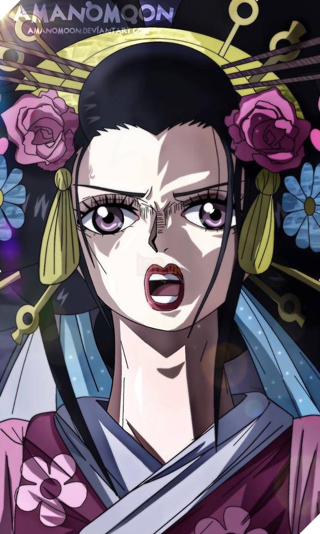 One Piece sức mạnh thật sự của Komurasaki 2