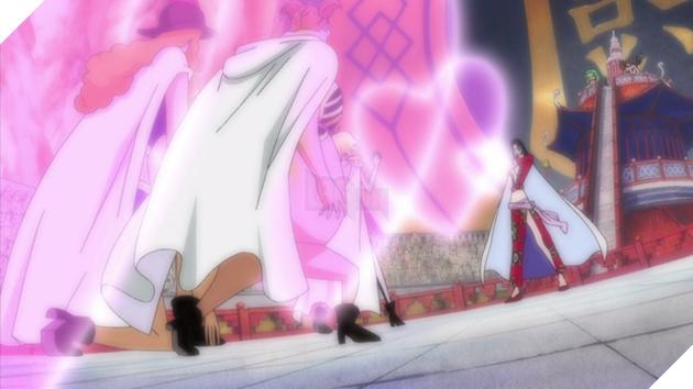 One Piece sức mạnh thật sự của Komurasaki 4