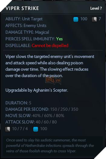 Viper strike