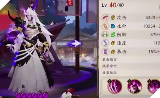 Âm Dương Sư: Hướng dẫn Tỳ SP - Ibaraki Douji SP với ngự hồn và đội hình mạnh nhất 3