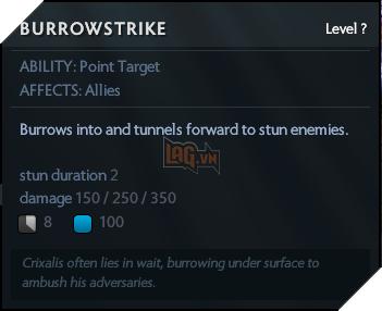 Burrowstrike