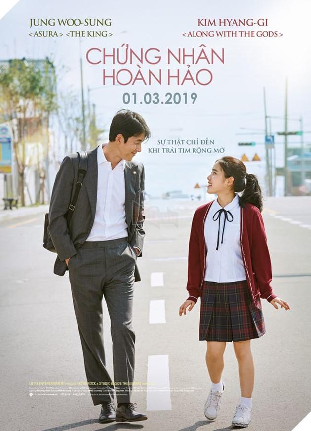 Chứng nhân Hoàn hảo tung poster và trailer chính thức, ấn định ngày công chiếu