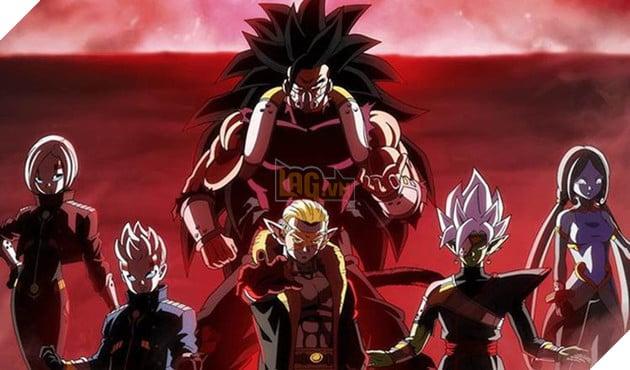 Tổng hợp phản diện Dragon Ball Super Heroes 3