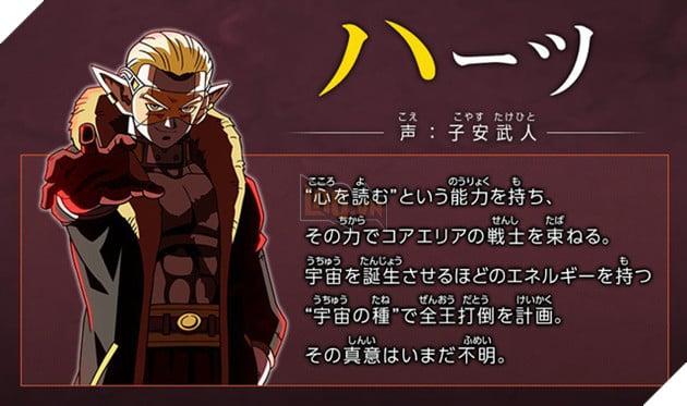 Tổng hợp phản diện Dragon Ball Super Heroes 4