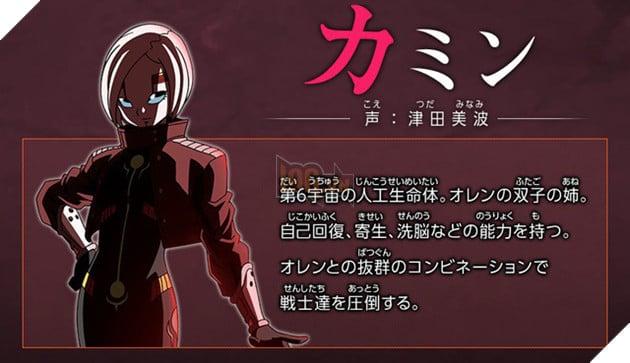 Tổng hợp phản diện Dragon Ball Super Heroes 5
